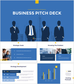 Modern Business Pitch Deck Google Presentation Slides_00