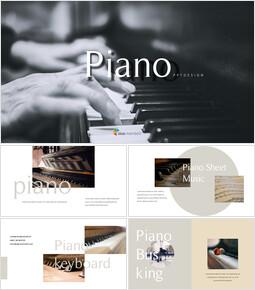 Piano Outline PPT Presentation_00