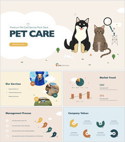Premium Pet Care Service Keynote to PPTX_00