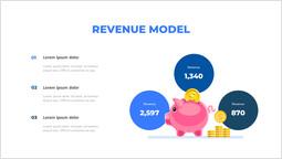 Revenue model PowerPoint Design_2 slides
