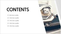 Sommario semplice diapositiva_2 slides