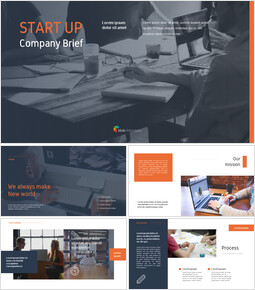 Start Up Simple PowerPoint Design_00