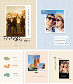 Vertical Theme Travel with you Google Presentation Templates_00
