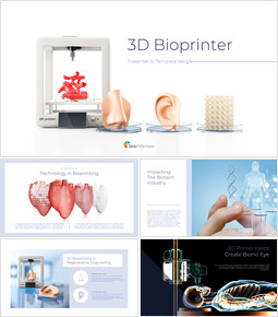 3D Bioprinter Google Slides Interactive_00