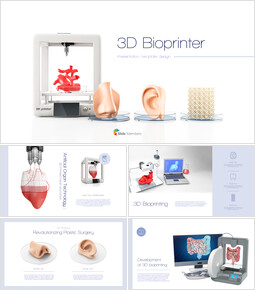 3D Bioprinter PowerPoint deck Design_00