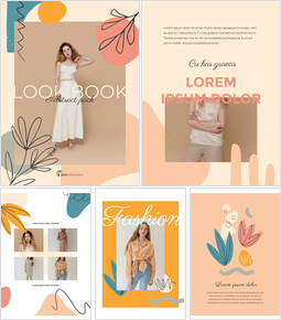 Abstract Pack Lookbook Layout Best Presentation Design_00