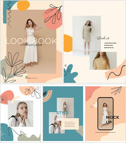 Abstract Pack Lookbook Layout Google PowerPoint_00