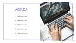 Diapositiva dell\'agenda Pagina_2 slides