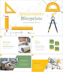 Architecture Blueprints Simple Google Templates_00