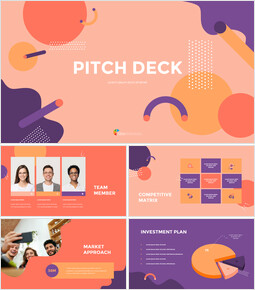 Background Desing Pitch Deck Interactive Google Slides_00