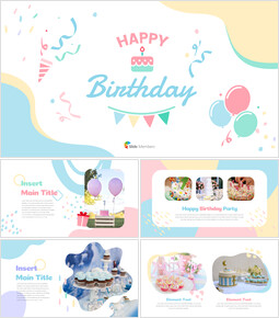 Birthday Best PowerPoint Templates_00