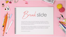 Break Silde PPT_00