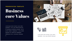 Business Core Values Presentation Slides_00