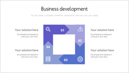 Business development plan Deck_2 slides