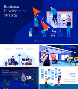 Business Development Strategy Google Slides Themes_00