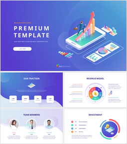 Business Pitch Deck Premium Template Animated Design_00