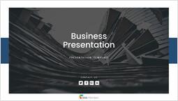 Business Presentation Slide Cover_00