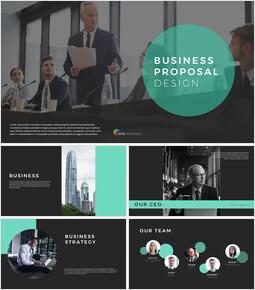 사업 제안서 실행 사업계획 PPT_00