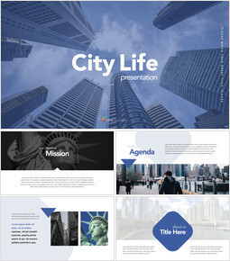 City Life Best Keynote_00