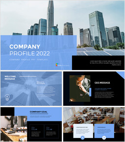Company Profile PPT PowerPoint_00