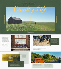 Country Life Simple Google Slides_00