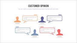고객 의견 페이지 슬라이드_2 slides