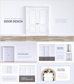 Door Design Ultimate Keynote Template_00