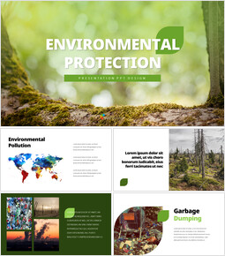 Environmental protection PowerPoint Templates for Presentation_00