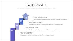 Events schedule Slide Design Slide_2 slides