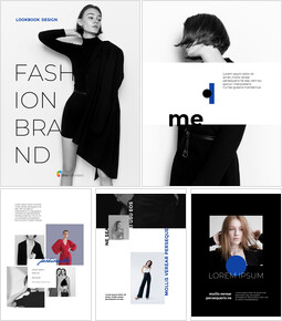 Fashion Brand Vertical Lookbook Google Docs PowerPoint_00