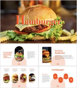 Hamburger Theme Keynote Design_00