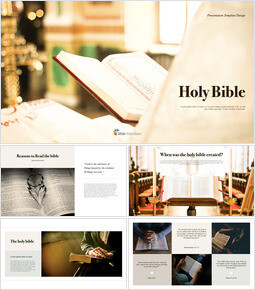 Holy Bible Keynote Templates for Creatives_00