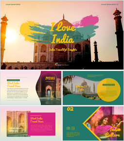 India Google Slides Templates for Your Next Presentation_00