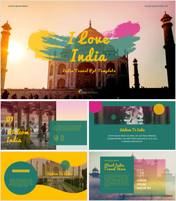 India PowerPoint Format_40 slides