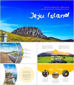 Jeju Island Business Presentation Examples_00