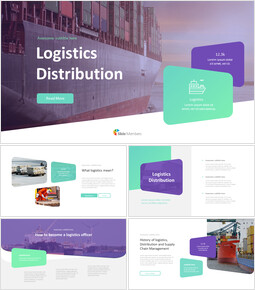 Logistics Distribution Google Slides Themes & Templates_00