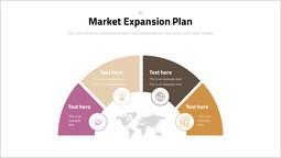 Piano di espansione del mercato PPT DECK DESIGN_2 slides