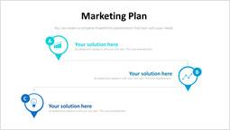 Piano di marketing Modello di pagina_2 slides