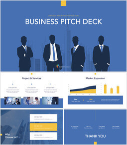 現代のビジネス提案資料 Mac用のキーノート_00