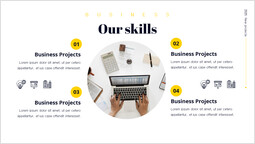 Our Skills Simple slide_00