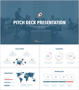 Pitch Deck Presentation Layout Design Keynote to PPT_00