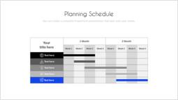 Planning Schedule PPT Slide_00