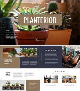 Planterior Google Presentation Templates_00