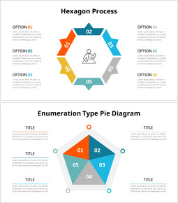Polygon Infographic Diagram_00