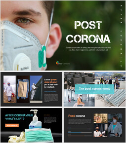 Post Corona Proposal Presentation Templates_40 slides