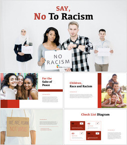 Say No To Racism Keynote Windows_00