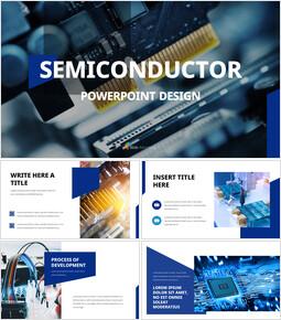 Semiconduttore Creazione di presentazioni di PowerPoint_40 slides