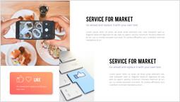 시장을위한 서비스 슬라이드 덱 템플릿_00