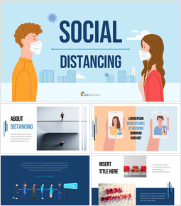Social distancing PPT Presentation_40 slides