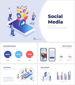 Social Media Pitch Deck animated Presentation Templates_00